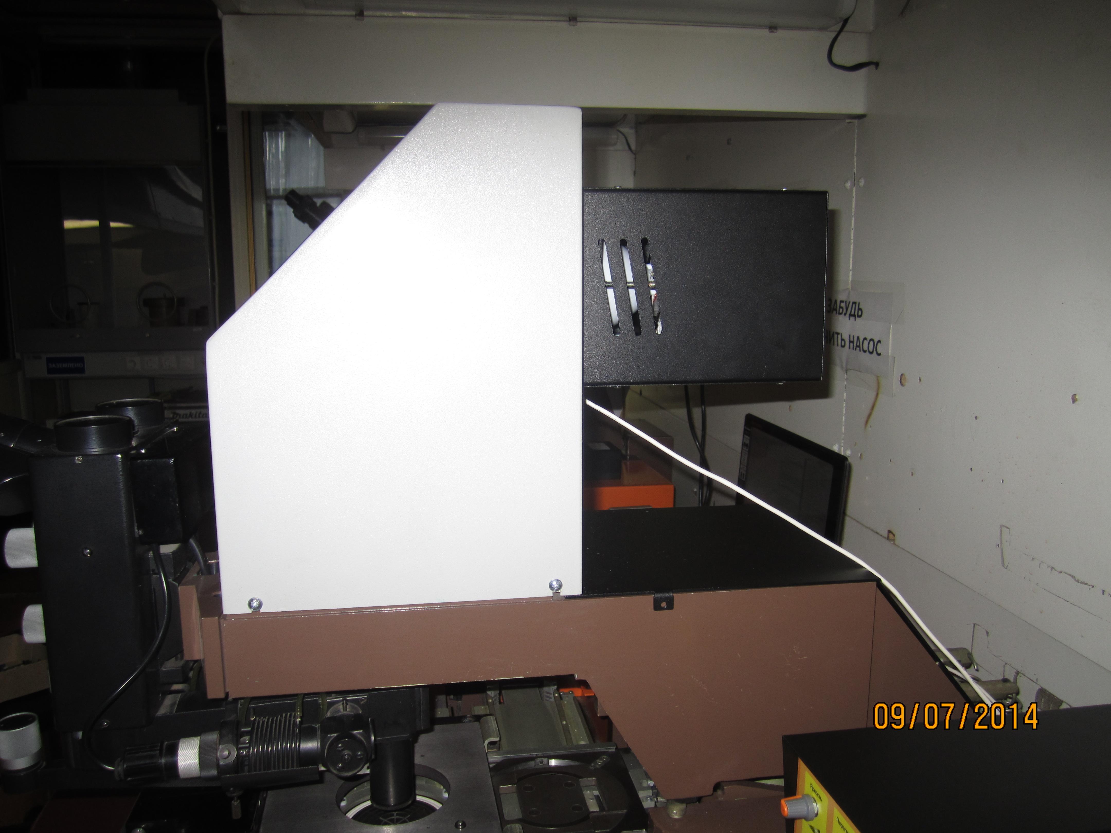 """Светодиодный осветитель на установке """"ЭМ-576А"""""""