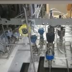 Газовая панель (УГ) для установок ИЗОТРОН.