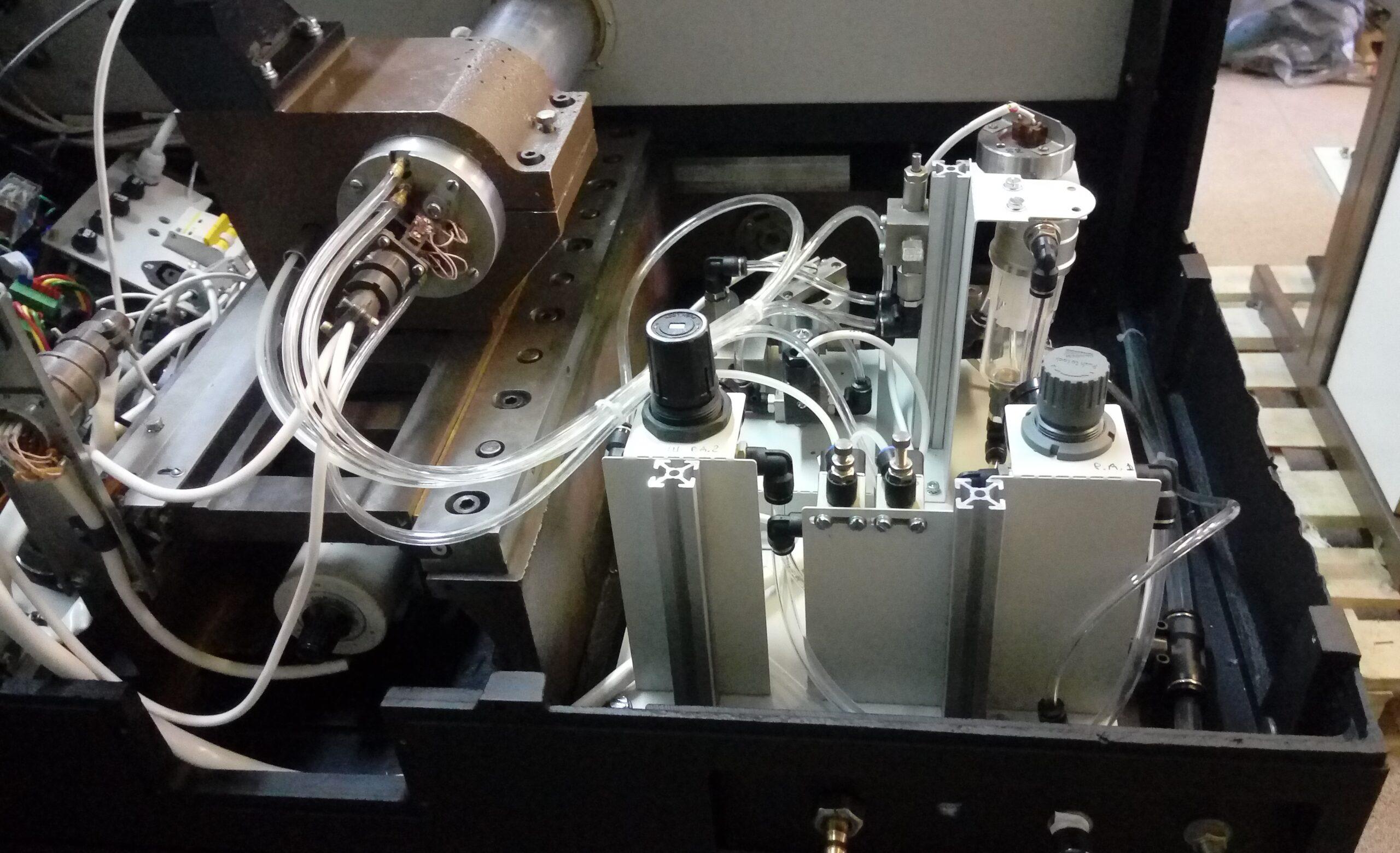 Новая пневмовакуумная панель «ЭМ-225»
