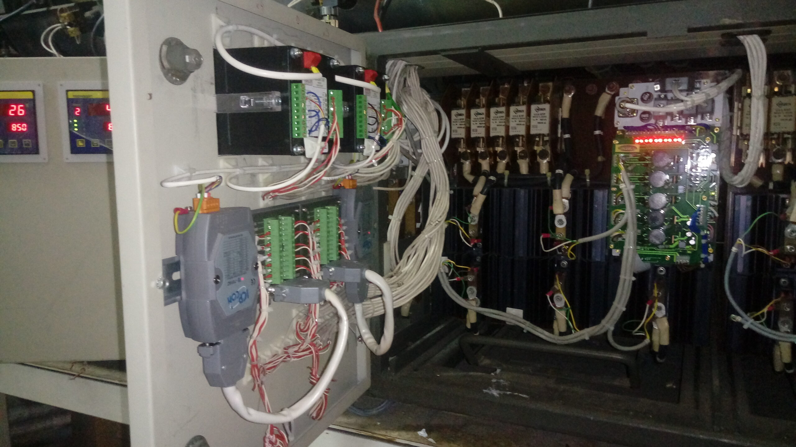 Система управления нагревом ASM