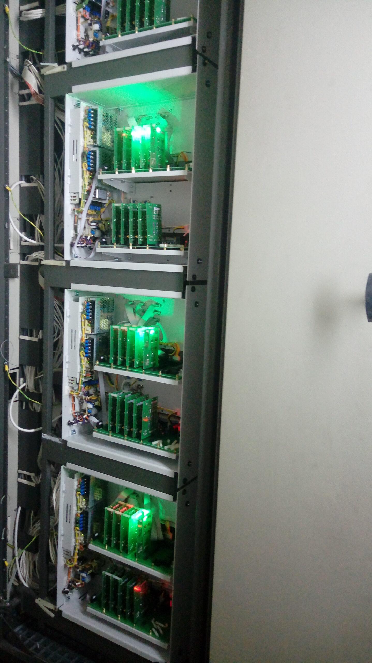 Блоки управления газовакуумным оборудованием ASM