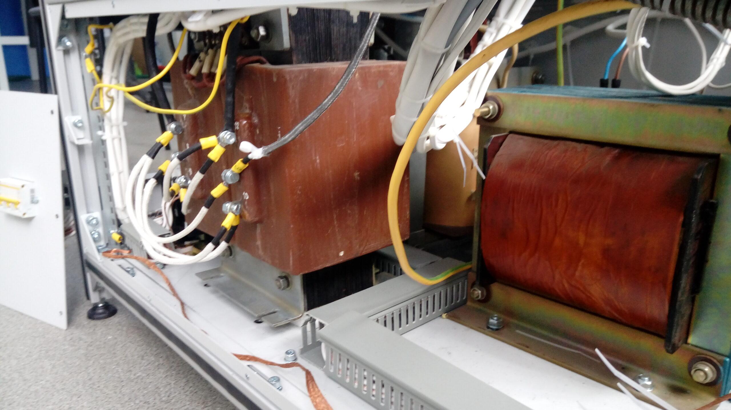 Трансформаторы в новой стойке «УВН-71-П3», «УВН-73-П3», «УВН-74-П3», «УВН-75-П3»