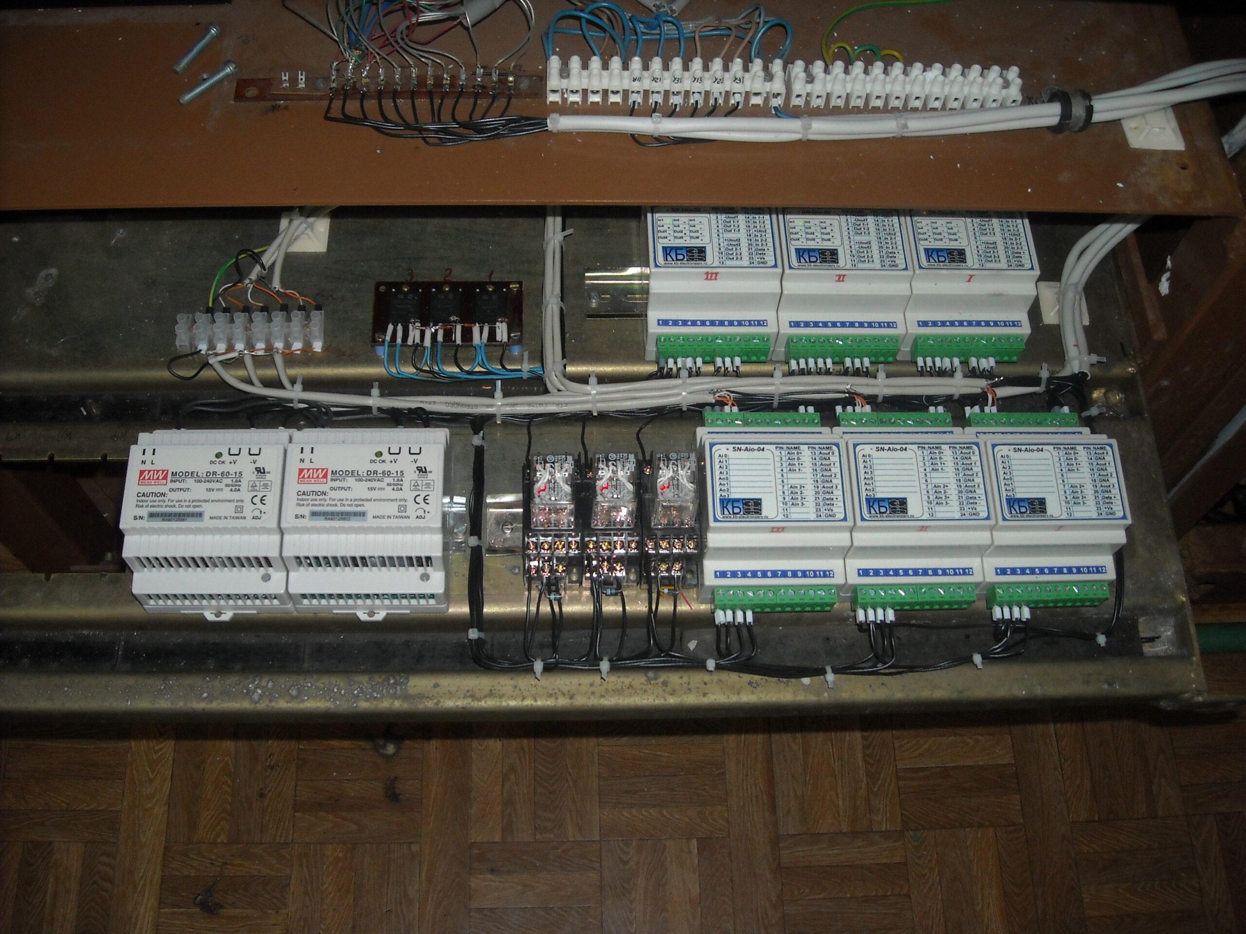 Управление ГШ «HCVD-55»