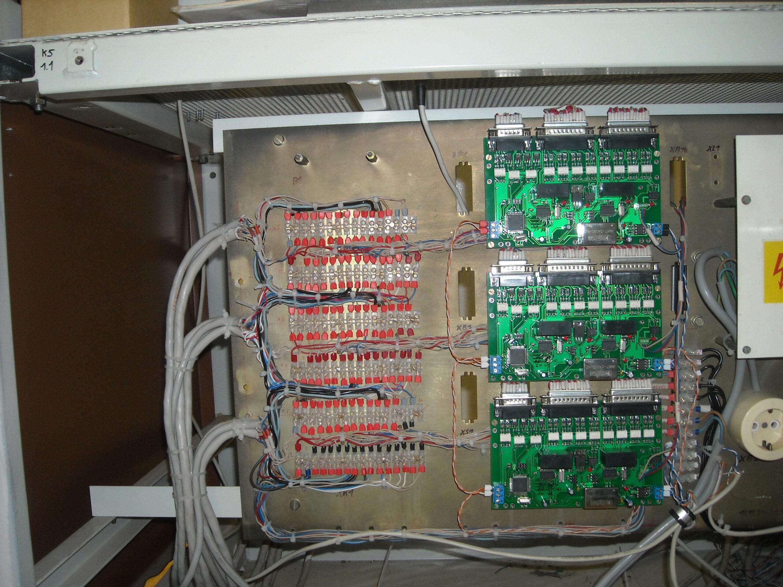 Управление загрузчиком «HCVD-55»