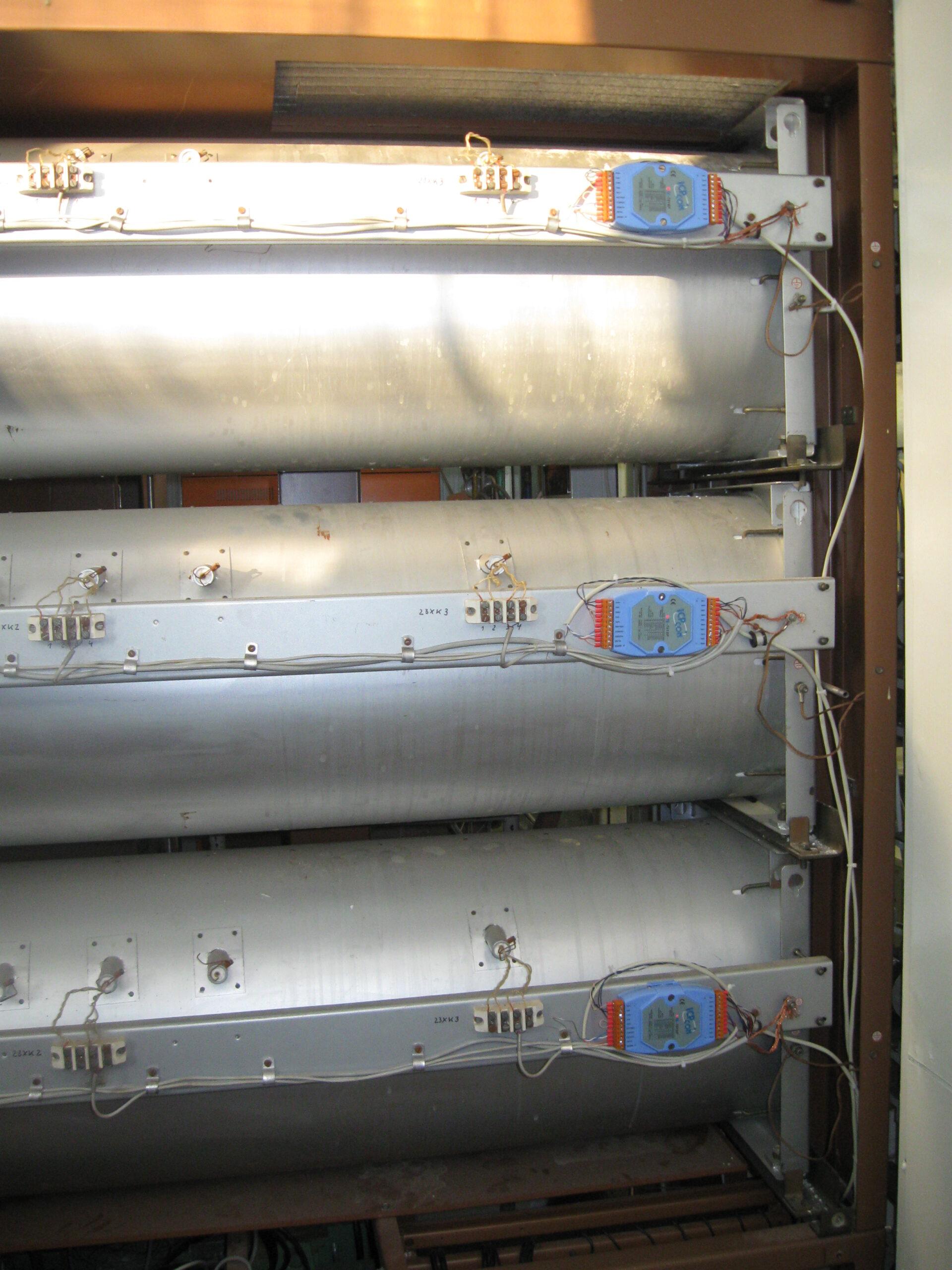 Печь «HCVD-55»