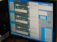 Программа управления загрузчиком и переукладчикм «HCVD-55»