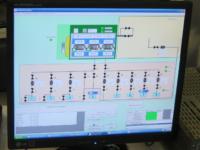 Окно программы управления «HCVD-55»