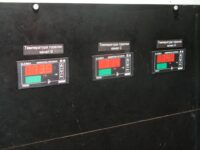 Управление температурой горелки «Октава»