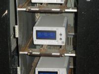 БУ нагревом установки пирогенного окисления «Октава»